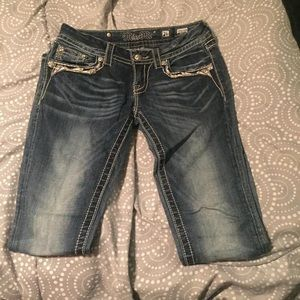 Miss me jeans 26